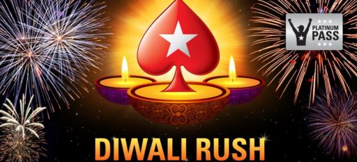 """Diwali Rush"": The First Online Tournament Series from PokerStars India"